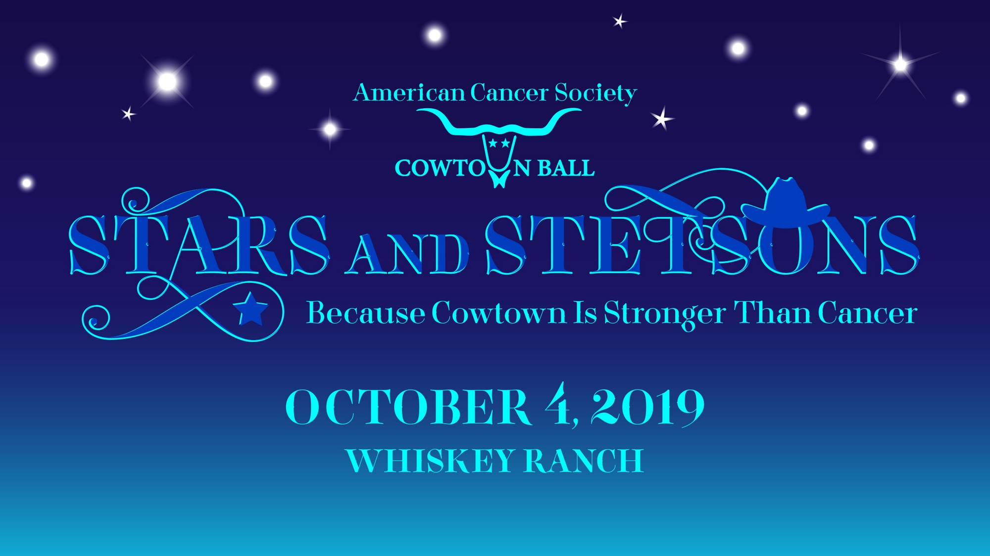 2019 Fort Worth Cowtown Ball