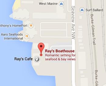 Ray's Location