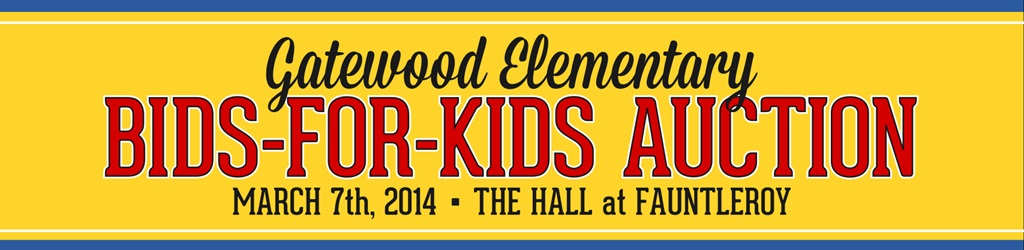 Gatewood Bids-for-Kids Auction 2014