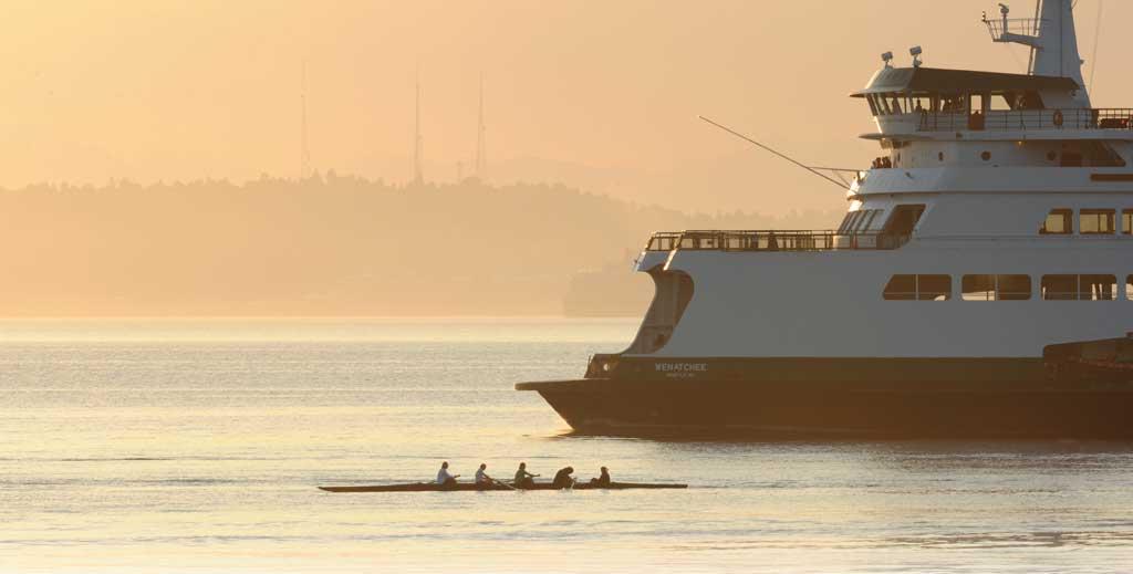 Bainbridge Island Rowing, Dream Big 2012, November 10