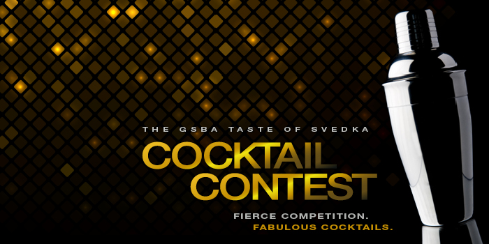 GSBA 2017 Cocktail Contest