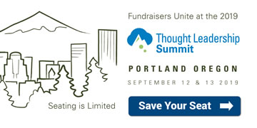 Sign-up for the Fundraising Thought Leadership Summit