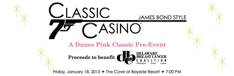 Classic Casino - A Dune's Pink Classic Pre-Event