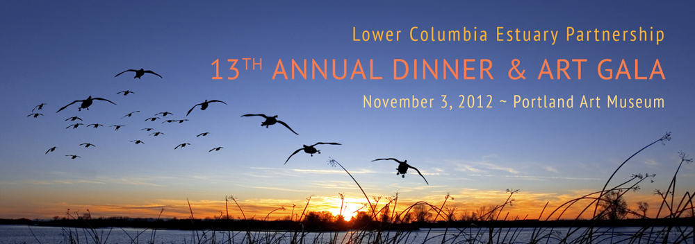 Lower Columbia Estuary Partnership Annual Dinner