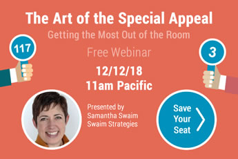 Free Webinar - The Art of the Special Appeal