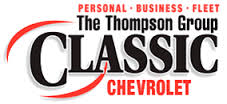 Presenting Sponsor The Thompson Group at Classic Chevrolet
