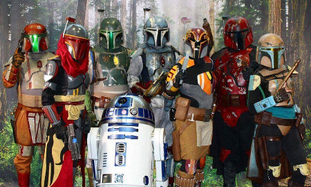 The Mandalorian Mercs