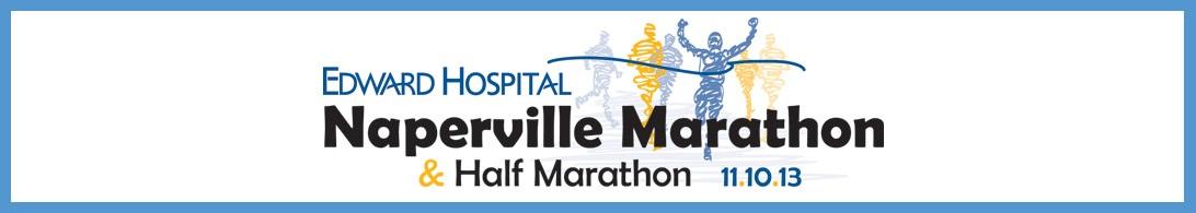 Edward Hospital Naperville Marathon & Half Marathon