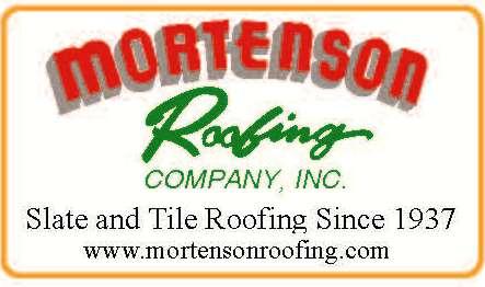 ... Mortensen Roofing ...