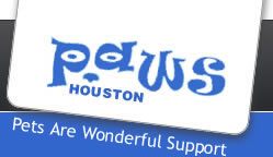 PAWS Houston - Pets Are Wonderful Support