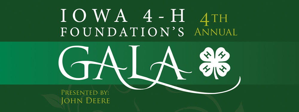 Iowa 4-H Foundation 4th Annual Gala