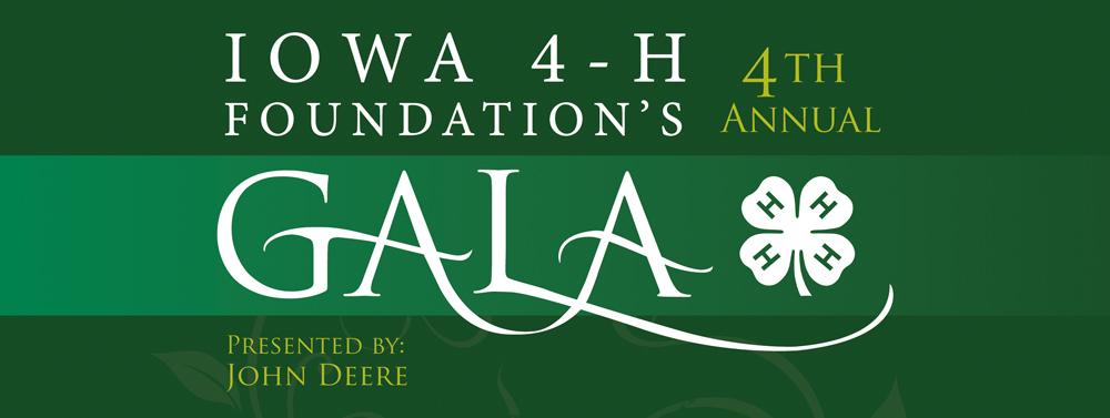 Iowa 4-H Foundation 4th Annual Gala
