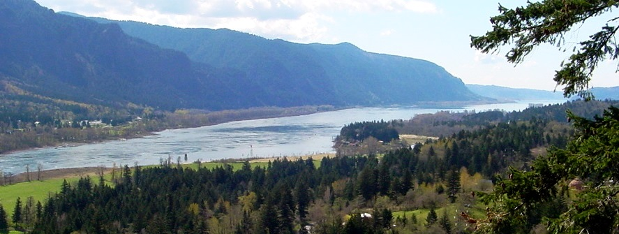 Lower Columbia River