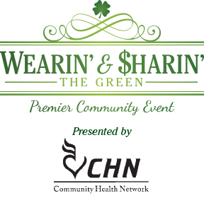 Please join us for our annual Wearin' & Sharin' the Green, premiere community event. Held at the bea